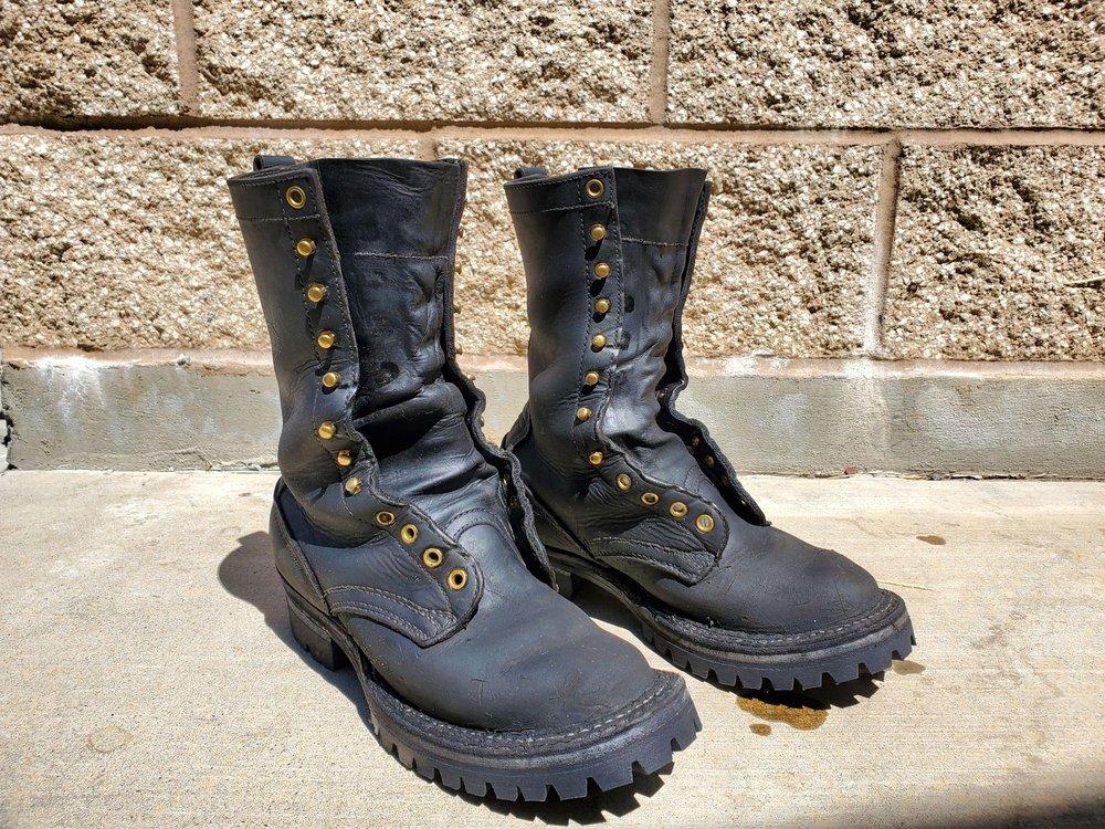 Merced Boot & Shoe Repair: 461 W Main St, Merced, CA