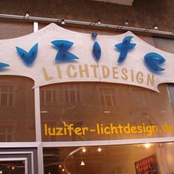 Lichtdesign München luzifer lichtdesign lighting fixtures equipment