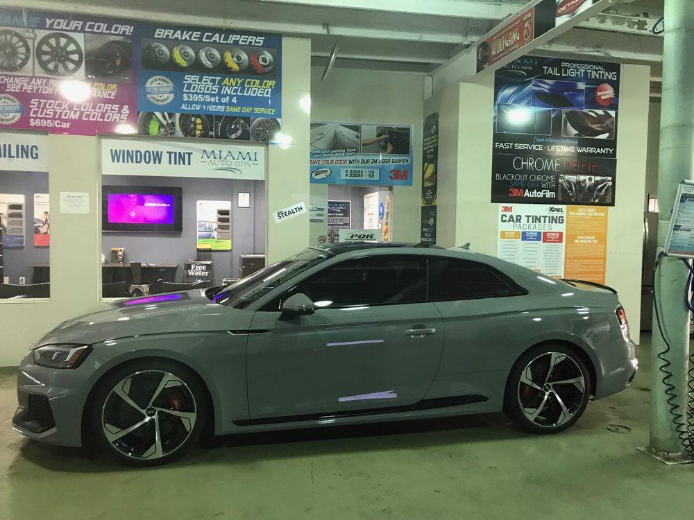 3M Auto Tinting Miami