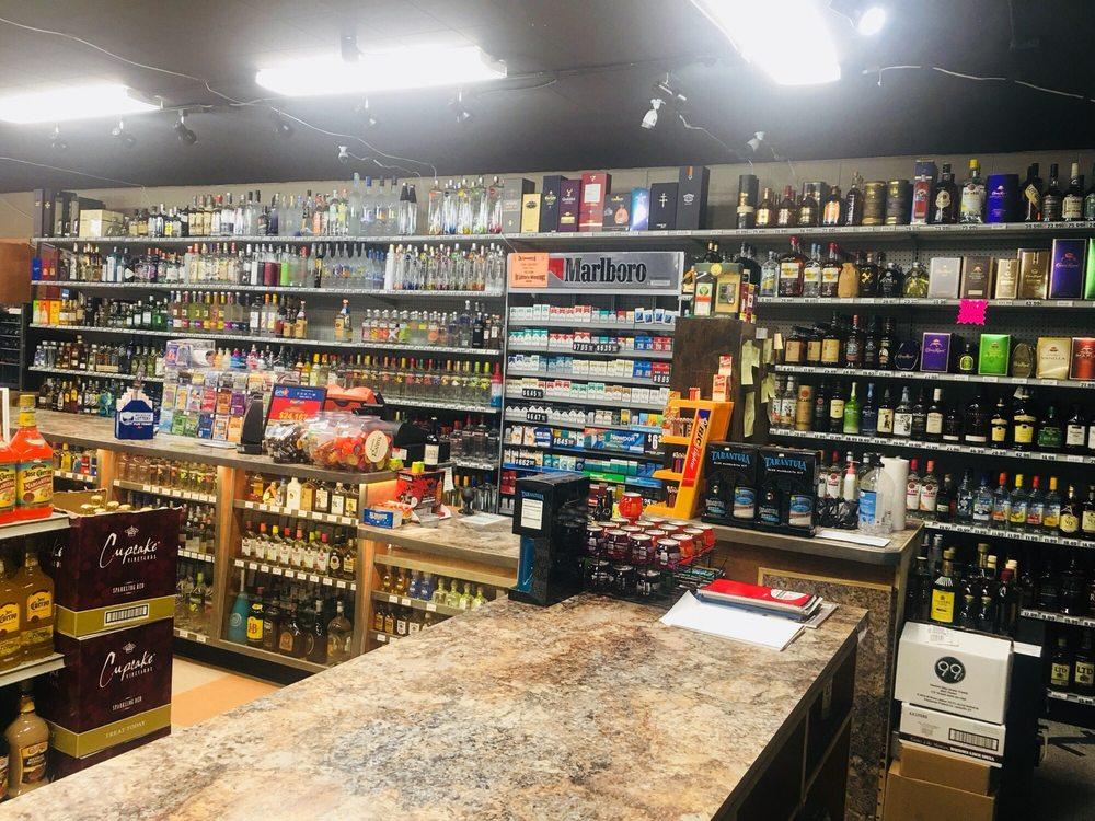 Ada Liquor: 574 Ada Dr SE, Ada Township, MI