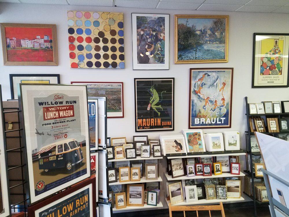 Graphic Art Wholesalers - Wholesalers - 301 North Zeeb Rd, Ann Arbor ...