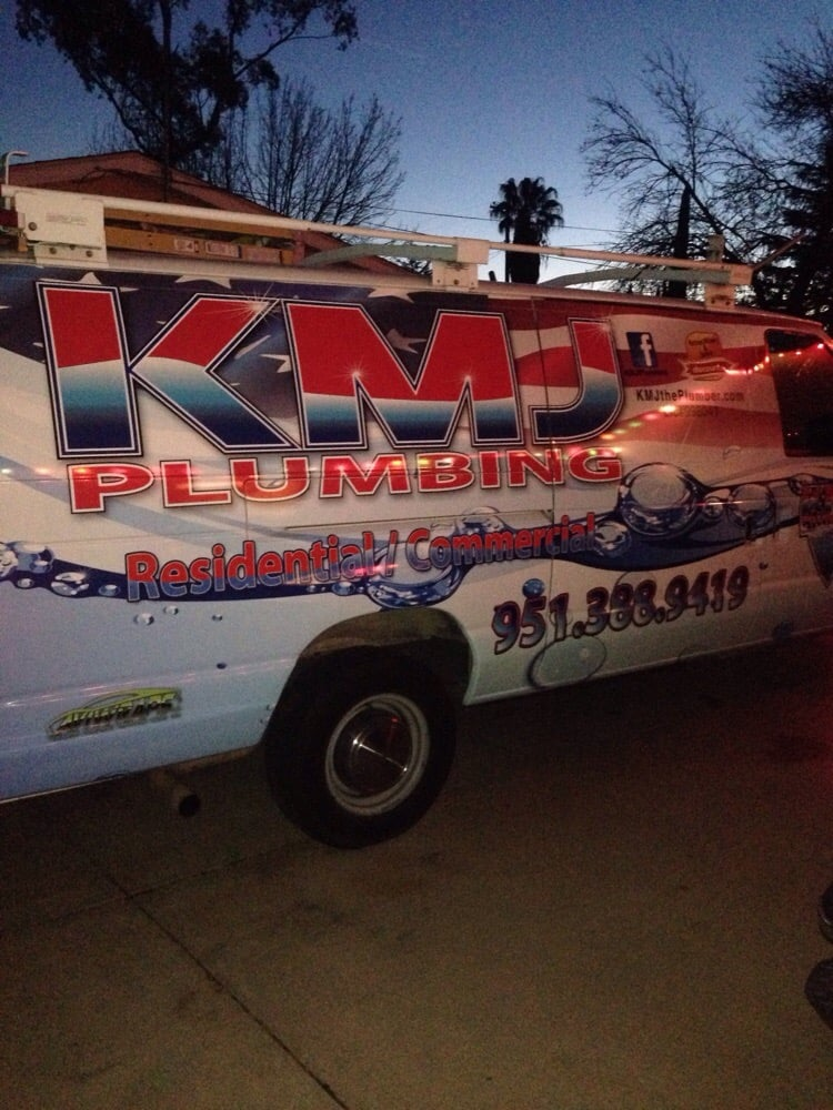 KMJ Plumbing: 1345 Massachusetts Ave, Beaumont, CA