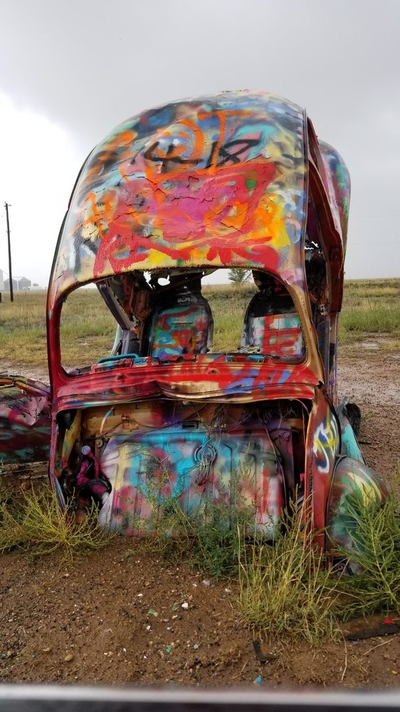 Photo of VW Slug Bug Ranch: Amarillo, TX