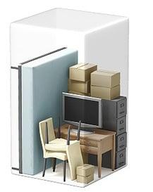 Example Of 5x5x8 Storage Room Yelp