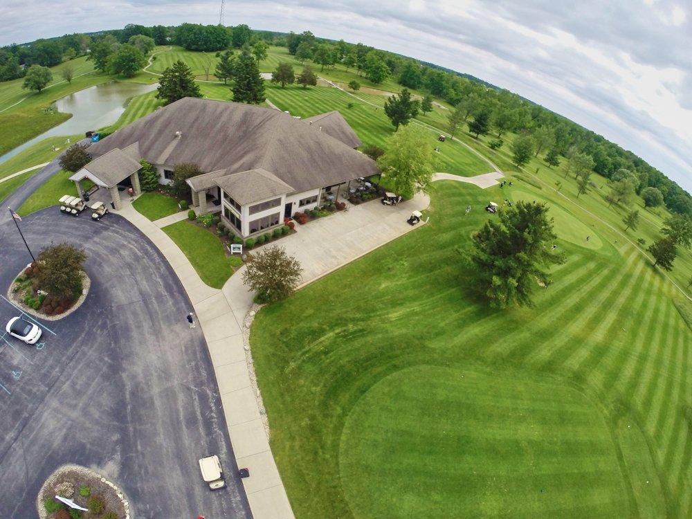 Timber Ridge Golf Course: 2330E 250N, Bluffton, IN