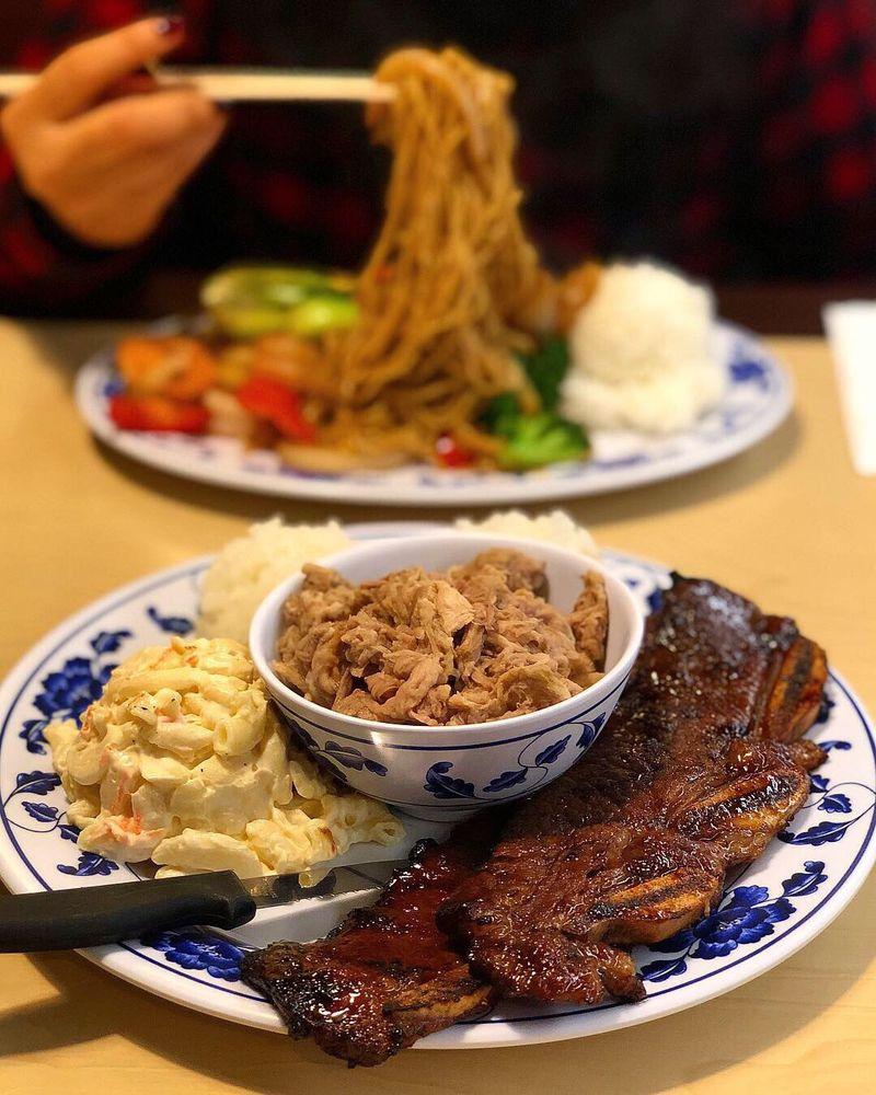 Bobby's Hawaiian Style Restaurant