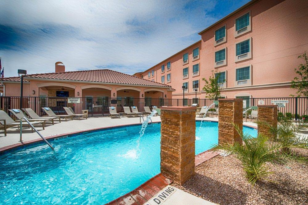 TownePlace Suites El Paso Airport: 6601 Edgemere Road, El Paso, TX