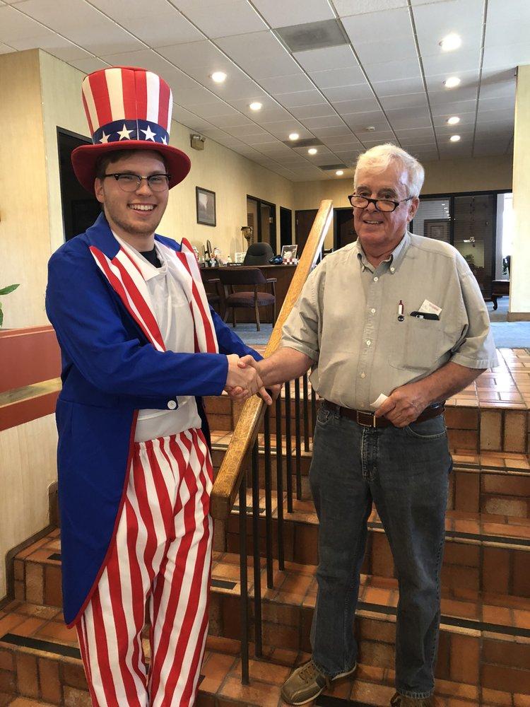First Volunteer Bank: 219 Ward St, Benton, TN