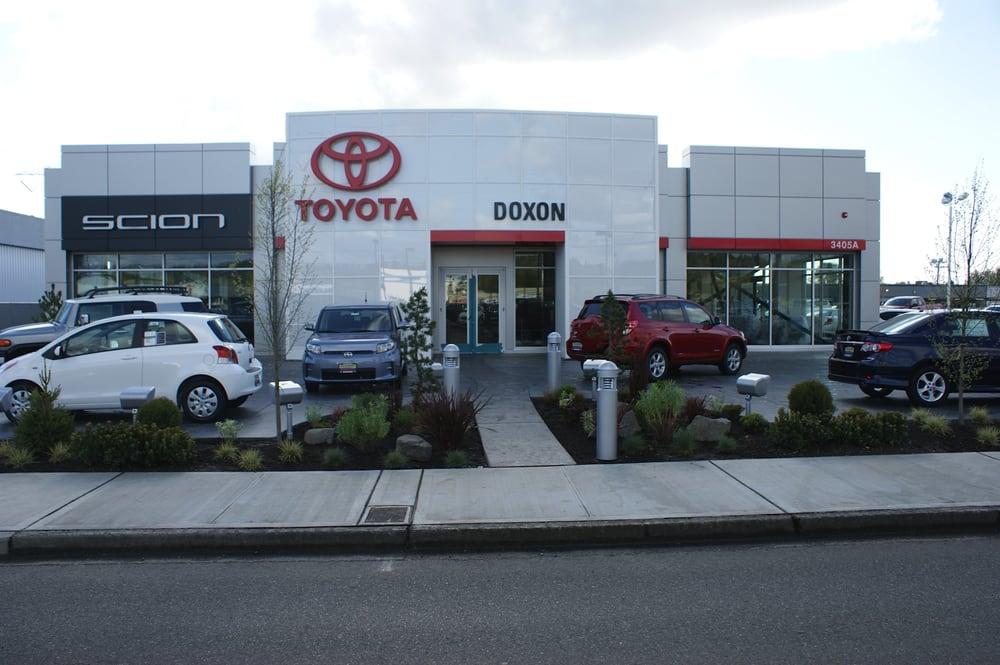 doxon toyota scion of auburn car dealers auburn wa reviews photos yelp. Black Bedroom Furniture Sets. Home Design Ideas