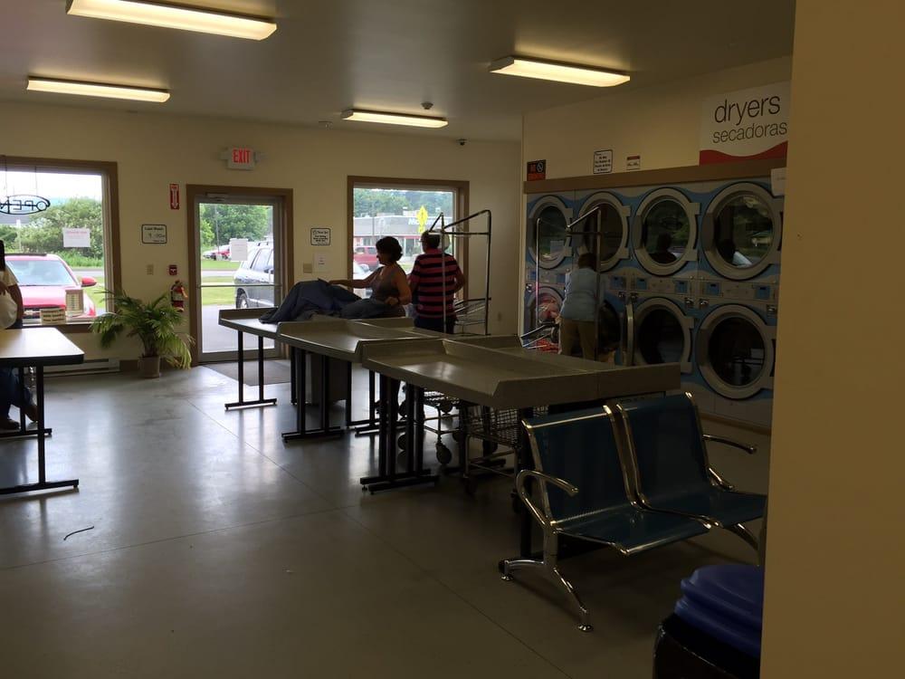Hamilton Laundry: 171 Utica St, Hamilton, NY