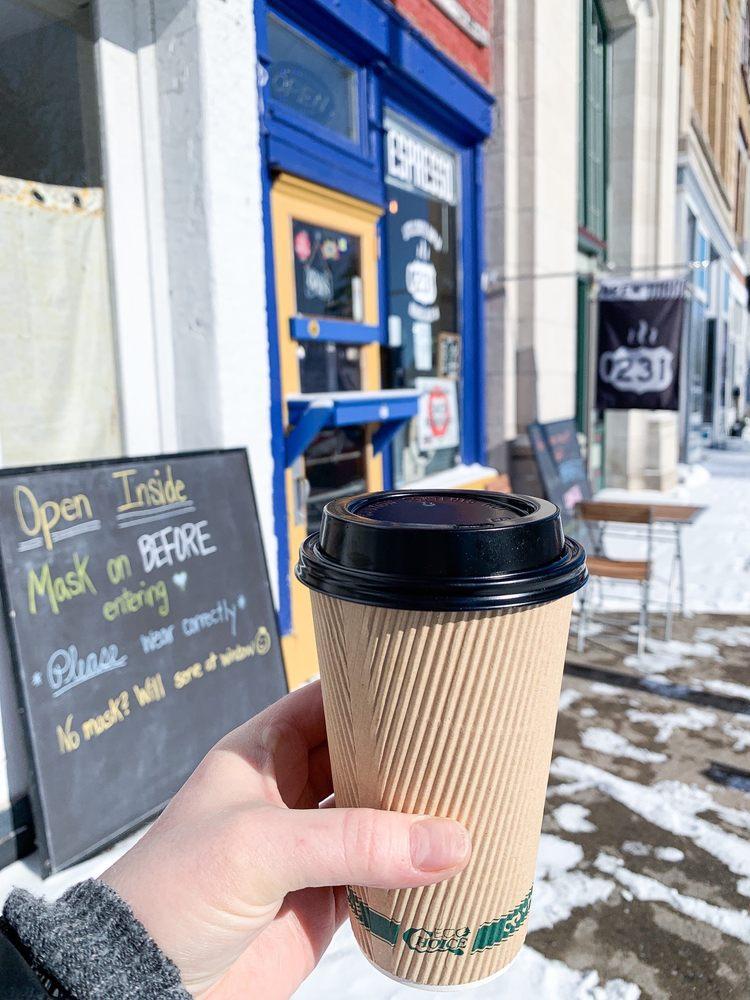 Little Coffee Shop On 231: 120 W Washington St, Rensselaer, IN