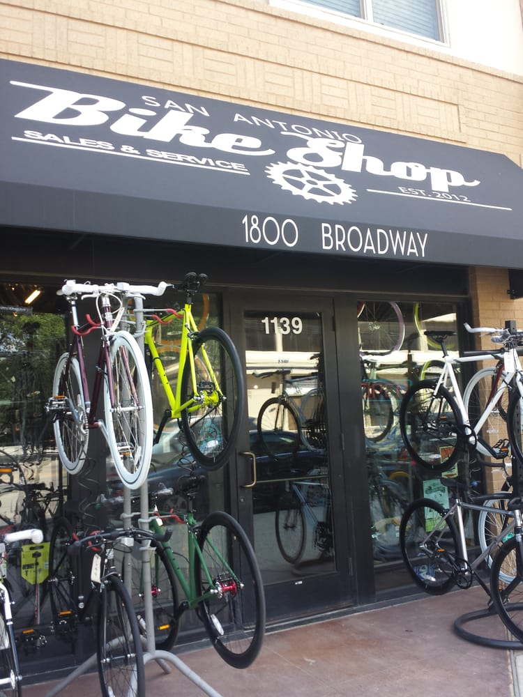 San Antonio Bike Shop