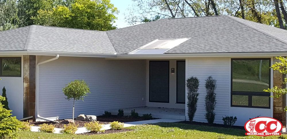 C and C Seamless Gutters: 1206 S 5th St, Carlisle, IA
