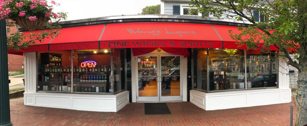 Wang's Liquors: 49 Friend St, Amesbury, MA