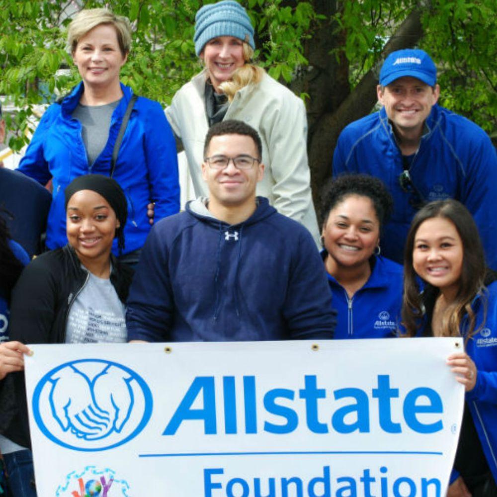 Allstate Insurance: M. Diane Johnson