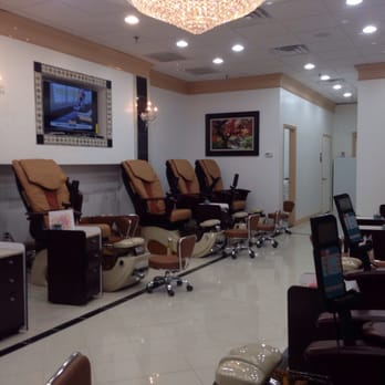 Bellagio nail spa 58 photos 19 reviews waxing 8845 for Absolutely you salon
