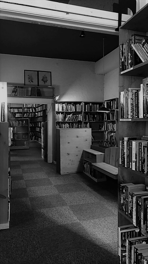 Jane Addams Book Shop: 208 N Neil St, Champaign, IL