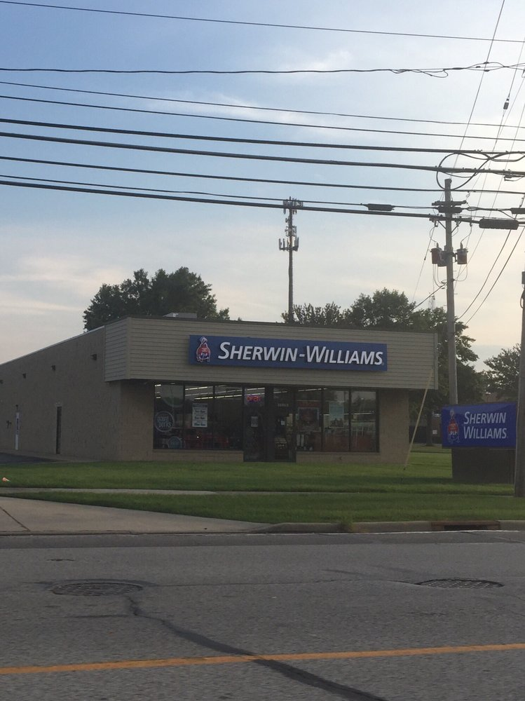 Sherwin-Williams Paint Store: 32803 Walker Rd, Avon Lake, OH