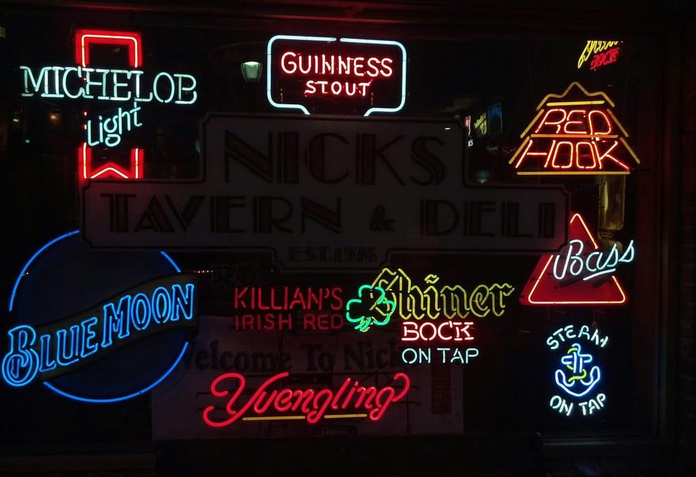 Nick's Tavern and Deli: 107-2 Sloan St, Clemson, SC