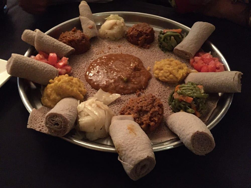 Meskerem Ethiopian Restaurant: 2781 Clairmont Rd Ne, Atlanta, GA