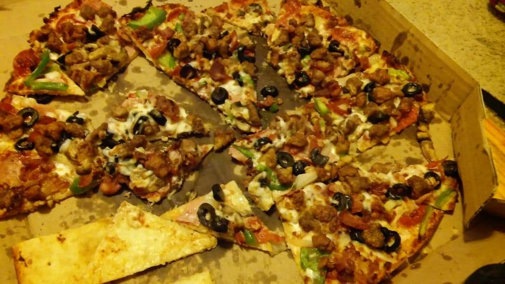 Domino's Pizza: 1201 Charles Blvd, Greenville, NC