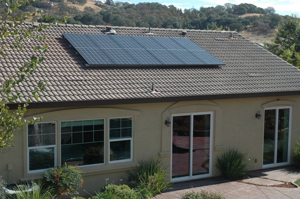 3 Kw Residential Rooftop Solar Installation Yelp