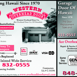 Photo Of Western Overhead Door   Honolulu, HI, United States