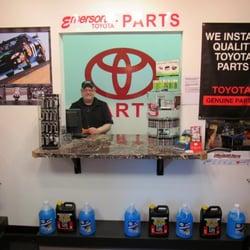 Photo Of Emerson Toyota   Auburn, ME, United States.