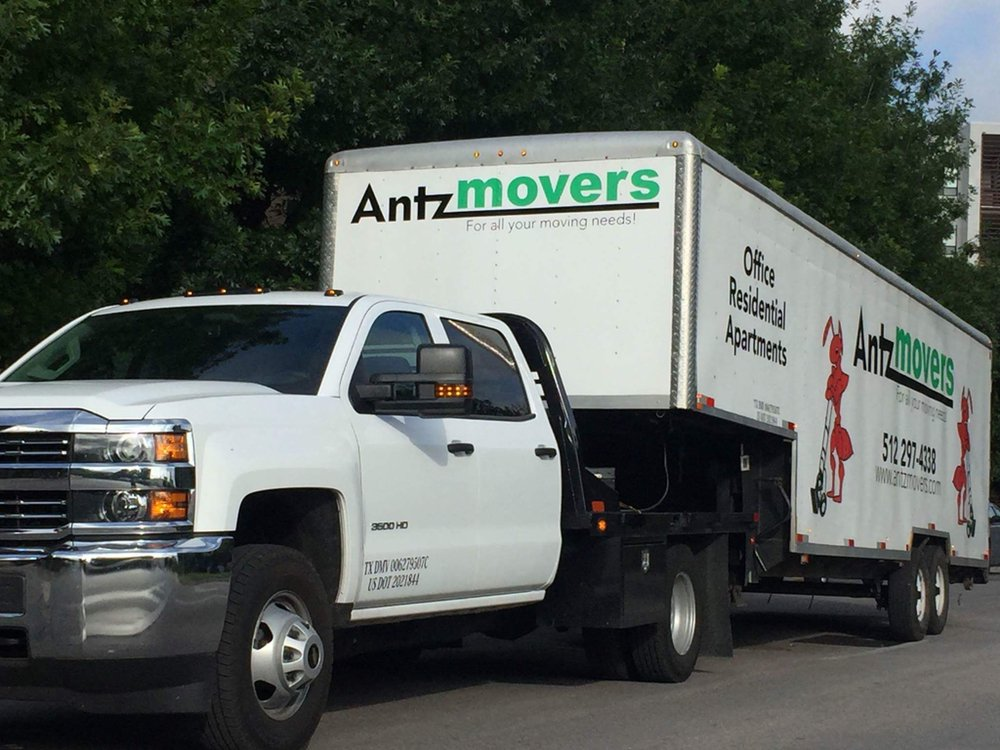 Antz Movers
