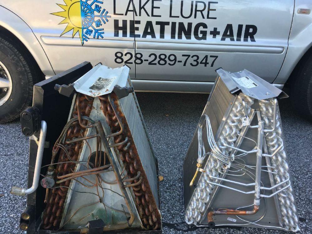 lake Lure heating and air: Lake Lure, NC