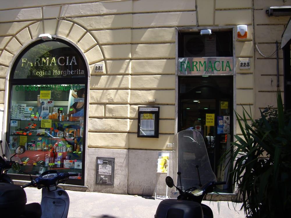 Farmacia Piazza Regina Margherita