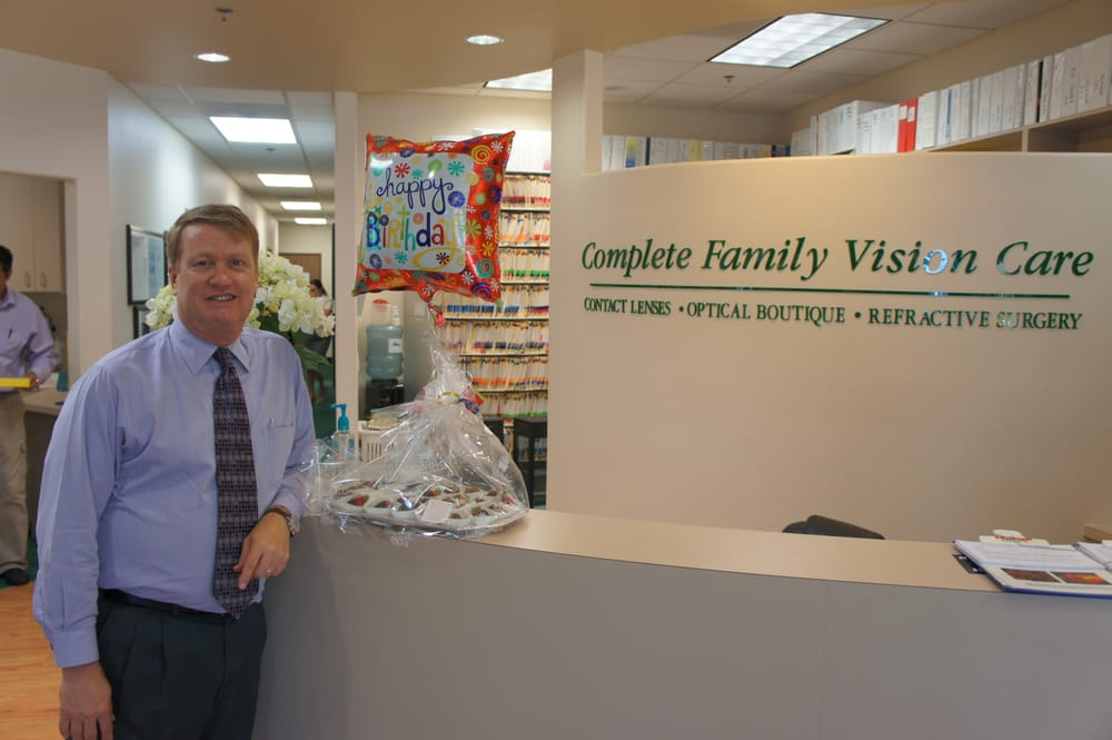 Eric M White, OD - Complete Family Vision Care