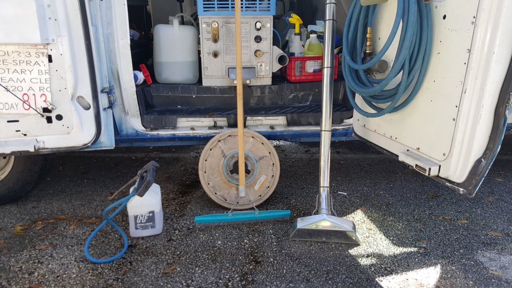 Kleanaway Carpet and Tile Cleaning: Riverview, FL