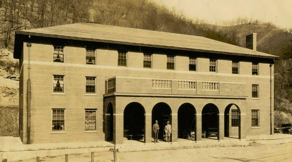 Elkhorn Inn & Theater: 30767 Coal Heritage Rd, Eckman, WV