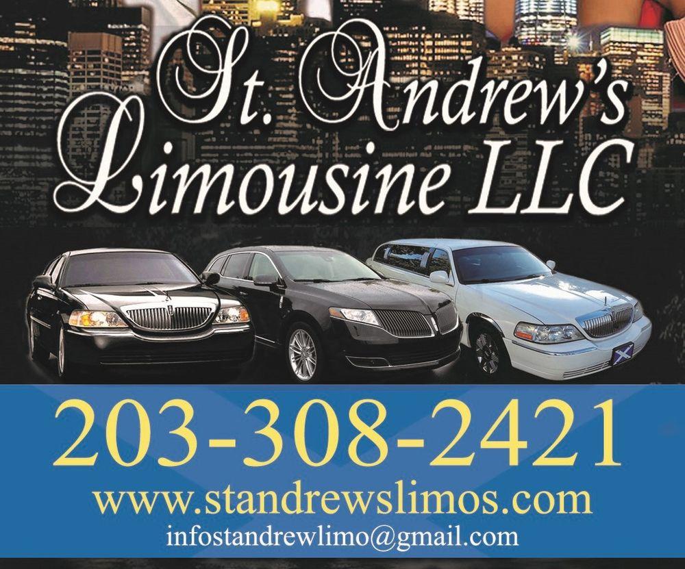 St. Andrews Limos: Ansonia, CT