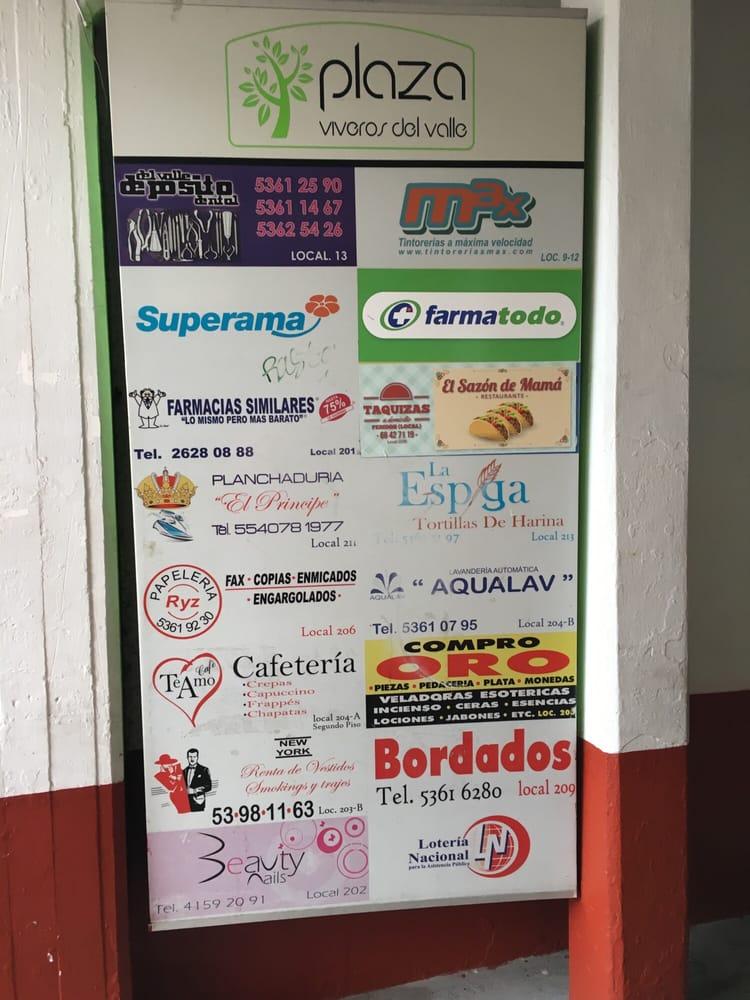 Plaza viveros del valle centros comerciales viveros de for Viveros del valle