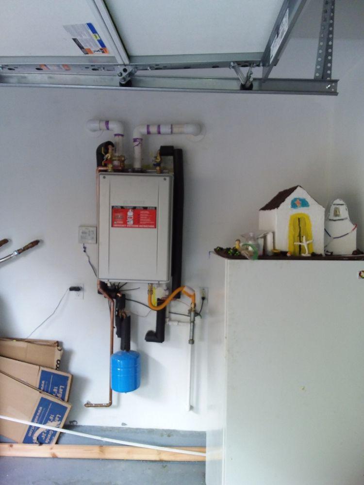 Harris Water Heaters: Castro Valley, CA