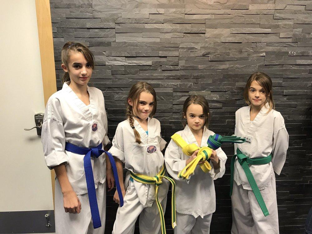 Seung-Ni Martial Arts Academy: 965 Industrial Cir, Traverse City, MI