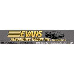 Evans Automotive Repair - Columbus, Ohio - Automotive ...