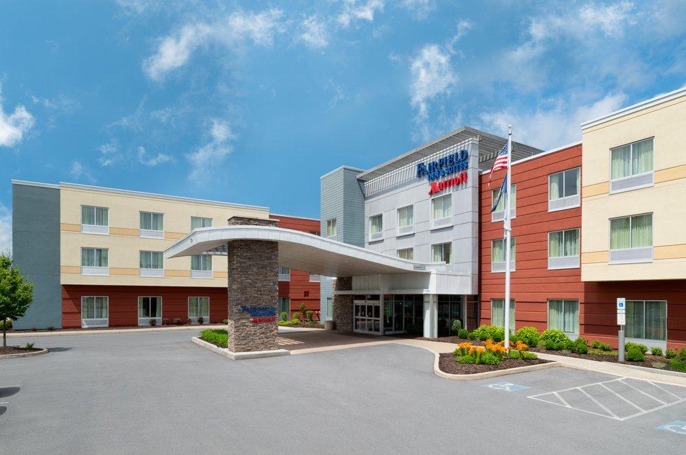 Fairfield Inn & Suites by Marriott DuBois: 2219 Bee Line Hwy, DuBois, PA