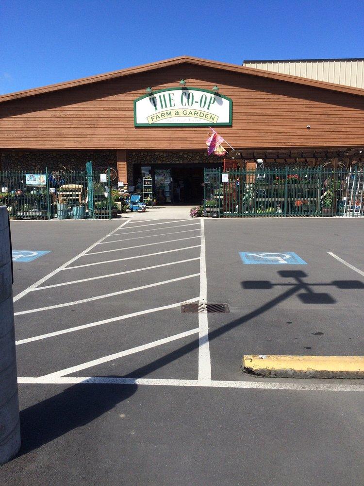 The Co-Op Farm And Garden True Value: 216 E Washington St, Sequim, WA