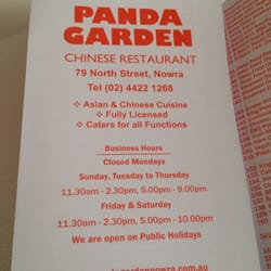 Superb Photo Of Panda Garden Chinese Restaurant   Nowra New South Wales, Australia