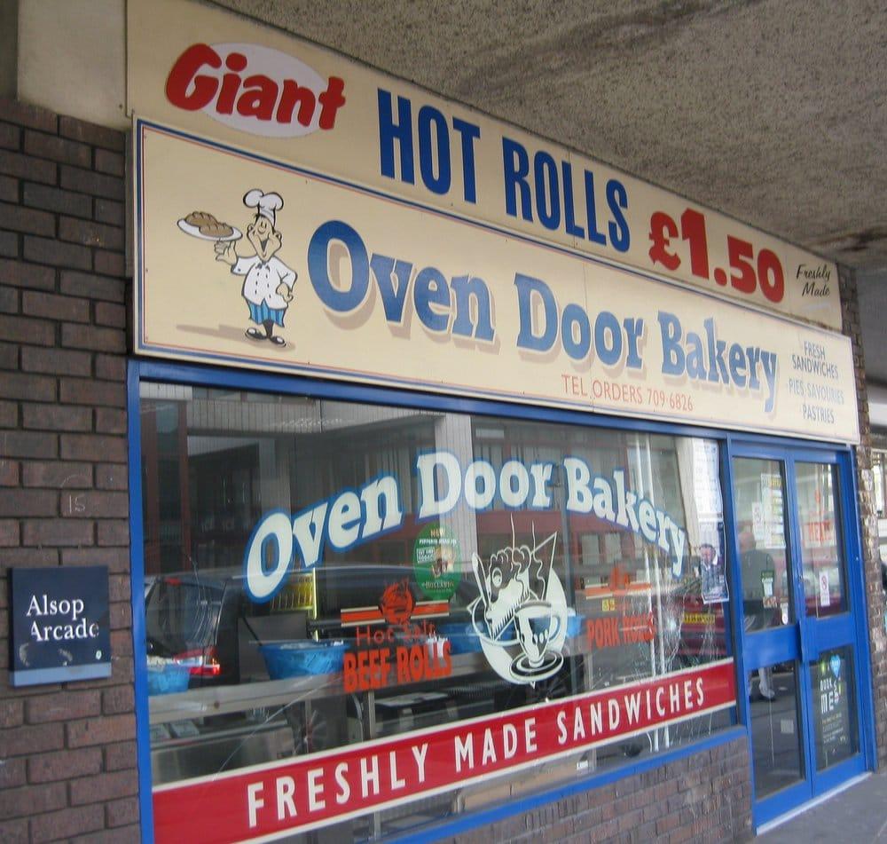 Oven Door Bakery