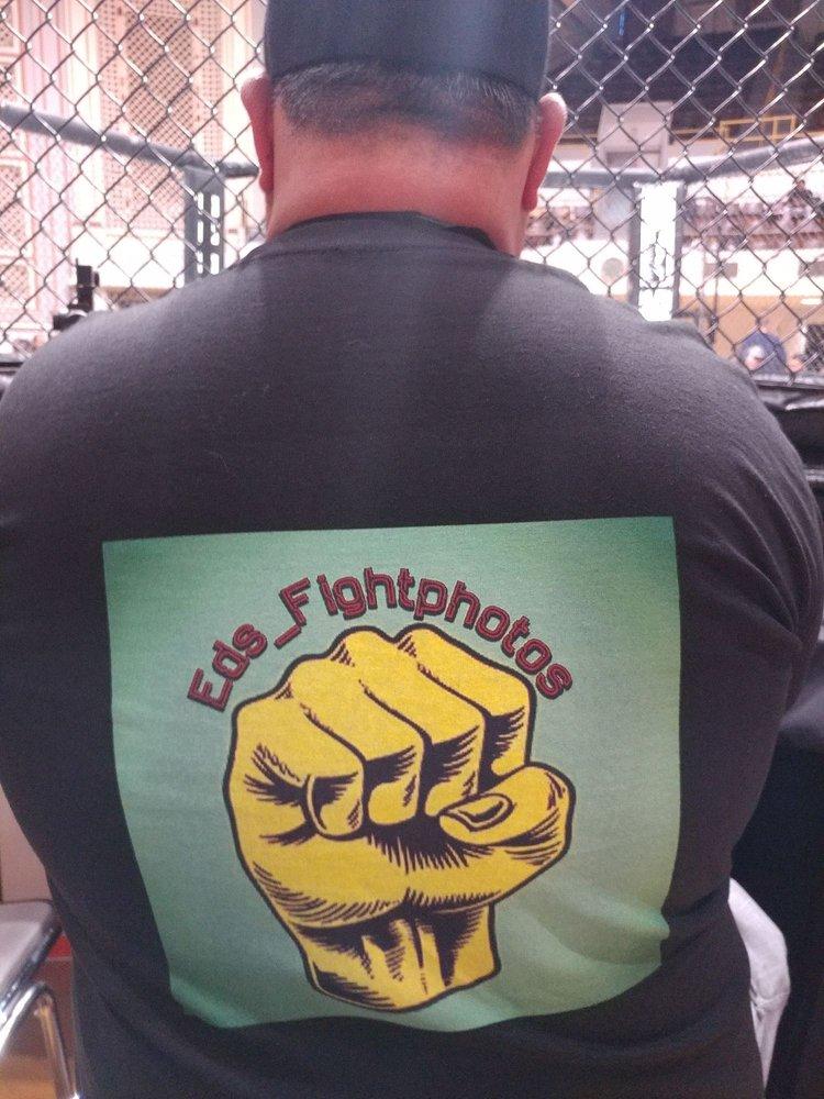 T-Shirt Center: 678 N Wilson Way, Stockton, CA