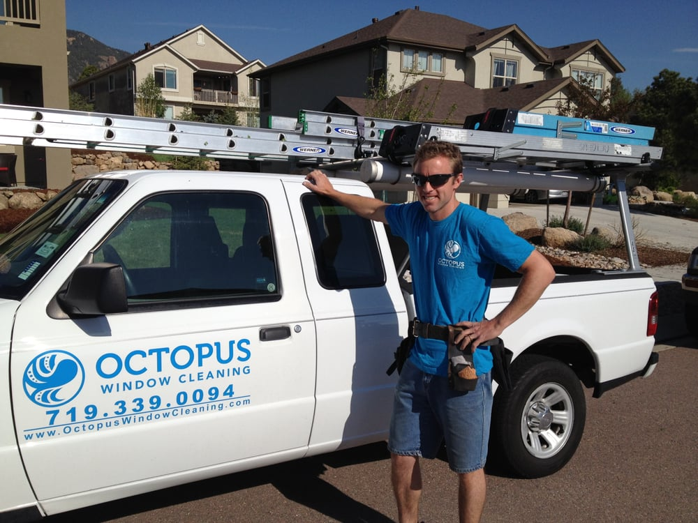 Octopus Window Cleaning