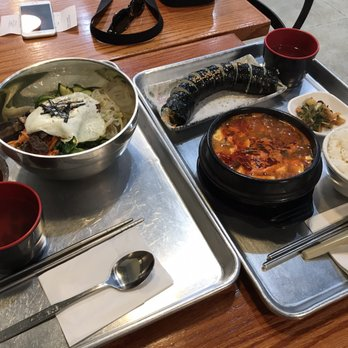 To Two Boonsik 155 Photos 76 Reviews Korean 97 C St Chinatown New York Ny Restaurant Reviews Phone Number Yelp