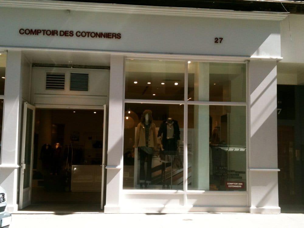 comptoir des cotonniers v tements pour femmes 27 rue de brest cordeliers lyon num ro de. Black Bedroom Furniture Sets. Home Design Ideas