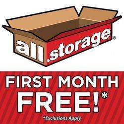 Photo Of All Storage Yukon I 40 Ok United States