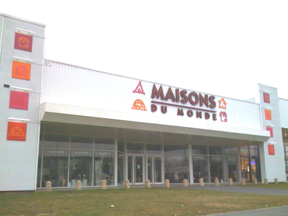 Maisons du monde furniture shops le ponteix boulazac for Maison de monde uk