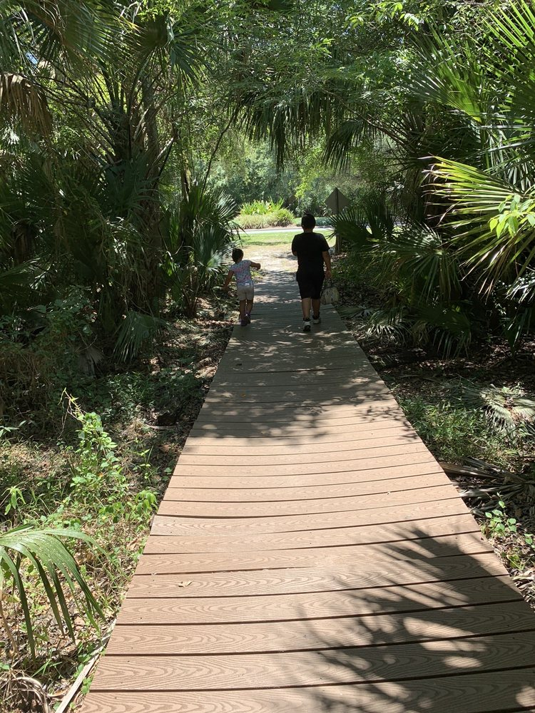 Bear Creek Nature Trail: 1555 Winter Springs Blvd, Winter Springs, FL